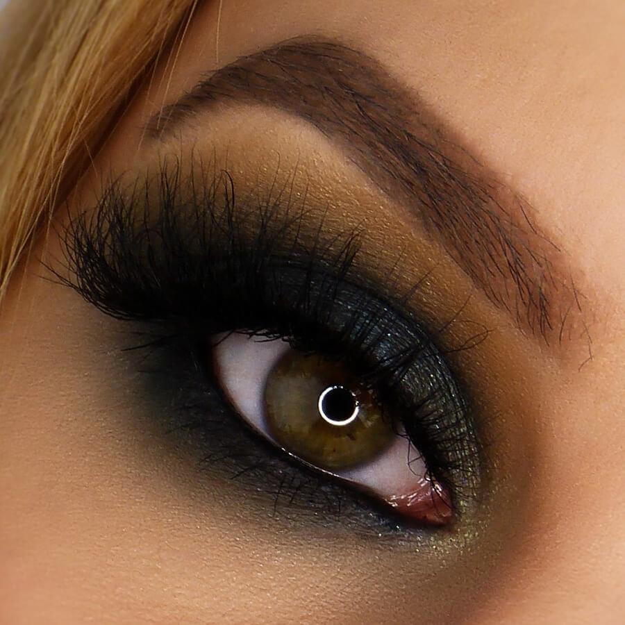 makijaż oka Gdynia